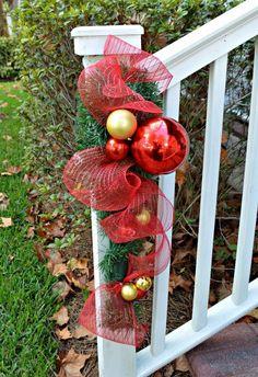 dollar store diy christmas decorations, christmas decorations