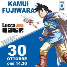 Edizioni Star Comics: Inizia il concorso per ricevere l'autografo di Kamui Fujiwara