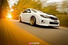 Subaru WRX STi Kaizen Tuning