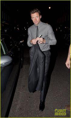 Hugh Jackman Was Too Buff to Go Shirtless in 'Prisoners' | Hugh Jackman Photos | Just Jared