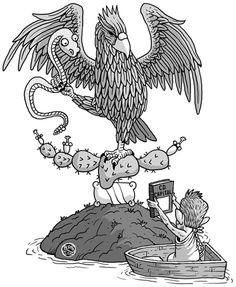 La propuesta de Miguel Mancera. | Cartón de Alarcón.