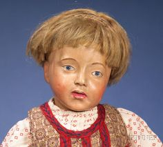 Rare Munich Art Doll by Marion Kaulitz | Sale Number 2383, Lot Number 991 | Skinner Auctioneers