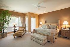 #Oakmont. 37 Oakmont Drive, Rancho Mirage, CA 92270 - mediterranean - bedroom - los angeles - Love of the Desert c/o Windermere Real Estate  www.palmspringsgreathomes.com #PalmSpringsRealEstate, #RanchoMirageHomes