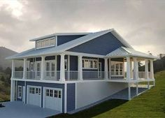 <!-- Generated by XStandard version 2.0.0.0 on 2013-05-29T12:34:25 --><ul><li>Enjoy views on three sides with the wraparound covered porch on this getaway house plan. Square columns add to the allure of this design as does a shed dormer that brings light into the home.</li><li>The light-filled kitchen is separated by the living and dining rooms by an eat-at counter. A fireplace in the living room is a nice touch.</li><li>The master bedroom f...