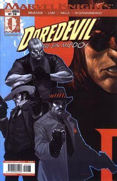Daredevil. Marvel knights. Vol. 2 #28