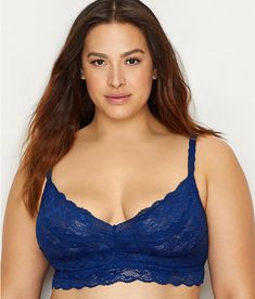 309c425bcb Cosabella Plus Size Never Say Never Sweetie Bralette
