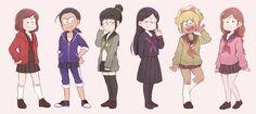girlymatsu and osomatsu san image