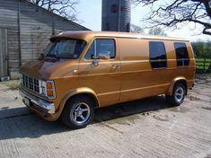 1985 Dodge Ram Van 150