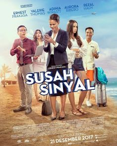 Nonton Susah Sinyal (2017) Bluray Gratis