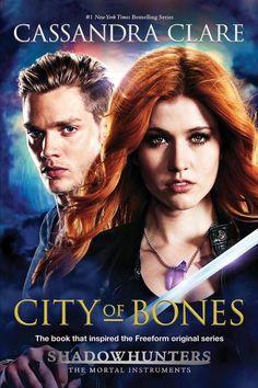 City of Bones - Cassandra Clare, tv show tie-in