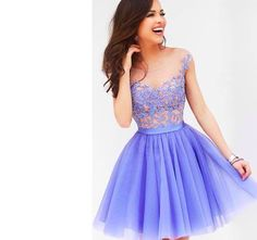 Sherri Hill Homecoming Dress.  I really love the color of this one