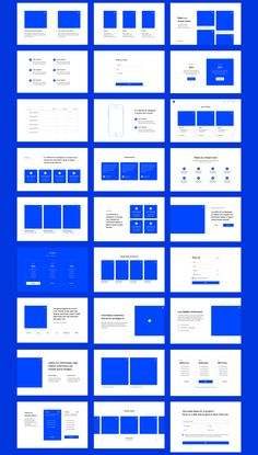 The Dot. Ready-to-go UI wireframe pack on Behance - Design Interaktives Design, Page Design, Tool Design, Flat Design, Design Process, Website Design Layout, Web Layout, Layout Design, Mise En Page Portfolio