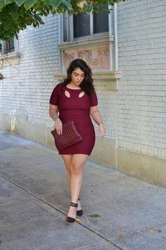 dress <3 #plus #size #curvy #fashion #2014