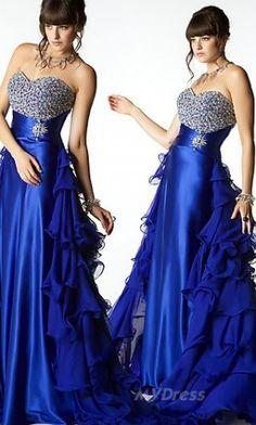 prom dress # long