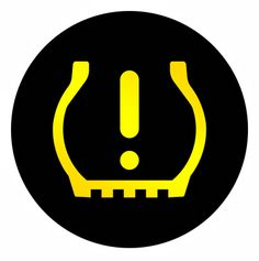 A recent survey found 42% of drivers don't know that this warning light is for low tire pressure. Did you?