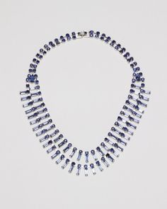 Jewelmint Celestial Wreath Necklace - would be cool to DIY Tom Binns painted style something like this