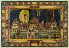 Adolf Wolfli. Troubled, prolific,  outsider artist.