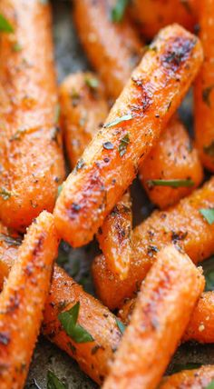 Easy Ranch Baby Carrots