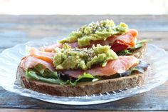 Avocado toast. Breakfast Ideas. Breakfast Recipes