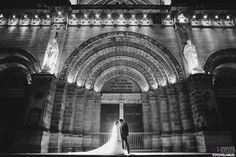 Jaime & Bianca   Manila Cathedral (1)