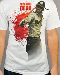 Walking Dead Rick T Shirt ($19.88)