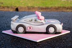 How to make a Sports Car Cake (+playlist)