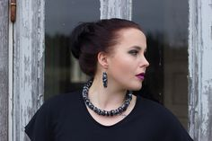 Costume Design, Chokers, Costumes, Chain, Woman, Classic, Collection, Jewelry, Fashion