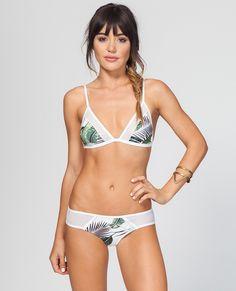 Rip Curl Womens Sun Shadow Halter Bikini Top