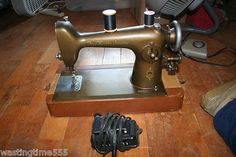 westinghouse sewing machine antique value