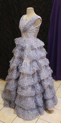 Jallona's Coronation Dress (Northern Lights)