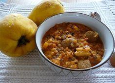 Quitten-Linseneintopf mit Kokosmilch, ein sehr leckeres Rezept aus der Kategorie Kochen. Bewertungen: 19. Durchschnitt: Ø 4,2.