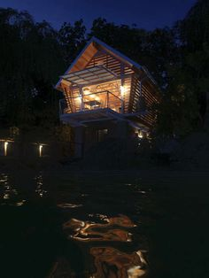 Multi-Purpose Outdoor Homes : the crib