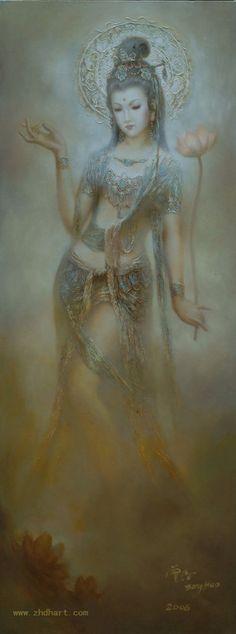 Durga ~ Sensual & Erect (Ma-Quan Yin)