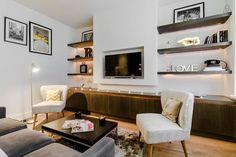 Amazing 1 bedroom Designer Flat in Barons Court, West Kensington, London.