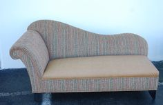 #reupholstered chaise