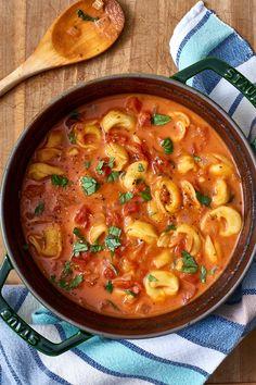 Tomato Tortellini So