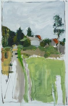Olivier Roualt, paysage - le hameau | Flickr - Photo Sharing!