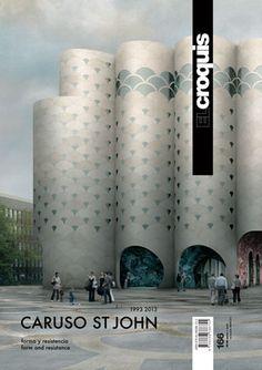 El Croquis - #166 Caruso St John 1993-2013   Revista digital de arquitectura #revista #arquitectura