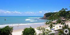 Praia do Madeiro, Beach in Pipa, Brazil | Pipa-Brasil.com