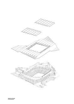 Gallery of Margaret Court Arena Redevelopment / NH Architecture + Populous - 15