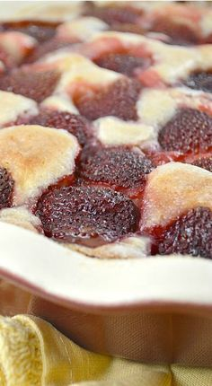 Strawberry Summer Cake.....A Moist And Tender Cake Baked With Fresh Strawberries.....A Delicious Taste Of Summer