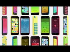 Apple iPhone 5c ad - Designed Together (2013)