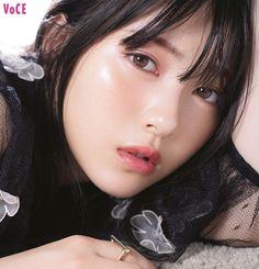 Double Cartilage Piercing, Dermal Piercing, Tongue Piercings, Cartilage Piercings, Beautiful Japanese Girl, Japanese Beauty, My Beauty, Asian Beauty, Goddess Makeup