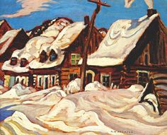Alexander Young Jackson - Member of the Group of Seven, Canadian Painters Tom Thomson, Emily Carr, Group Of Seven Artists, Group Of Seven Paintings, Canadian Painters, Canadian Artists, Franklin Carmichael, Winter Painting, Of Montreal