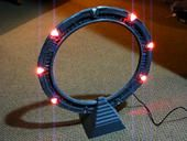 "You might not jump to another world, but with this ""working"" 3D-printed Stargate, you can pretend."