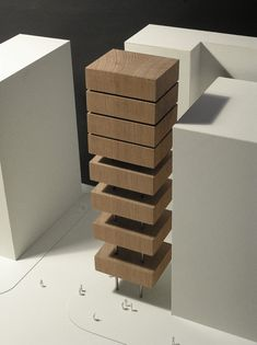 HA Tower Model
