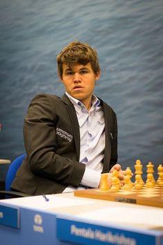 Magnus Carlsen, Chess Grandmaster