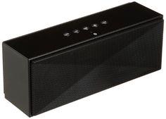 Amazonbasics Portable Bluetooth Speaker - Black, 2015 Amazon Top Rated Electronics & Gadgets #NetworkMediaPlayer