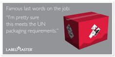 Do you prefer your UN3065 red, or white? See more DG eCards here: http://bit.ly/1j198mf