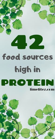 """We all know the word """"PROTEIN"""" and for a while now everybody wants their finger in the protein pie. Protein can now be found in all shapes and forms; ranging from shakes to bars. Protein Diets, High Protein Recipes, Protein Sources, Lime Lite, What Is Healthy, Plant Leaves, Finger, Medicine, Health Fitness"""